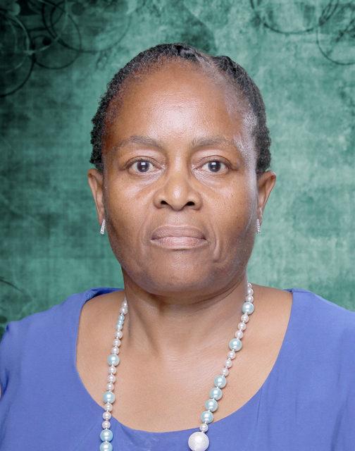 Mrs Nkopodi