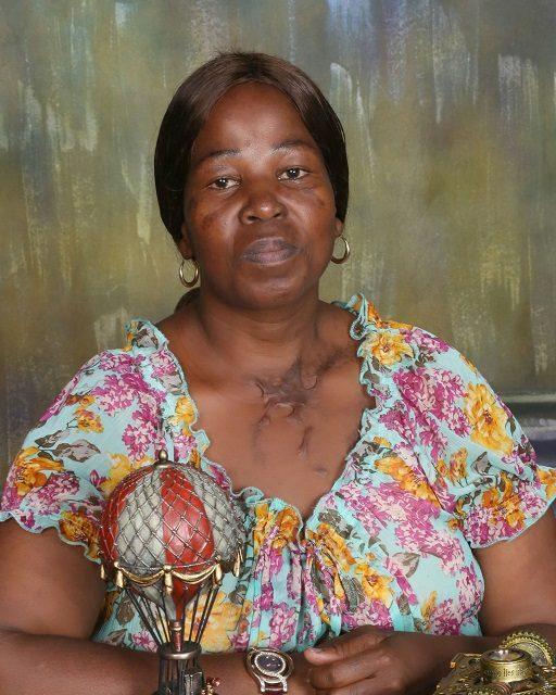 Mrs Mahlangu